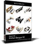 DOSCH 3D: Kitchen Designs V2
