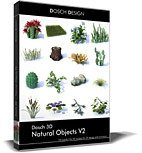 DOSCH 3D: Natural Objects
